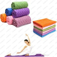 Wholesale Sport Fitness Travel Exercise Yoga Mat Cover Yoga Towel Yoga Mat Non slip Yoga Mats for Fitness Yoga Blanket Plum Blossom Straight Line