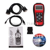 Wholesale DHL Newest Autel pro MD801 maxidiag in scan tool MD scanner JP701 EU702 US703 FR704