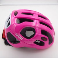 bicycle helmets discount - Popular Cycling Helmet POC Octal Raceday Discount Casco Ciclismo Capacete Cascos Holes Safety Pro Bike Bicycle Riding Helmet