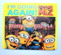 Wholesale New cute Despicable Me Tim the Minion mouse pad