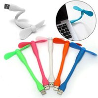 mini usb notebook fan - 2015 Newest Original Mini USB Fan Portable mini USB Fan Low Power USB Fan for Power Bank Notebook Laptop Computer Flexiable USB Fan