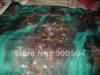Wholesale silk Chiffon Customize your design fabric yards MOQ ciba dyestuff production j0078