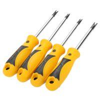 Wholesale TU in U type Magnetic Screwdriver Set Telecommunication Tools Electronics Repair Tools Multitool Ferramentas