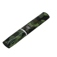 Cheap 2015 Hottet wax vaporizer kit flat e cigar epipe camo vaporizer pen wax burner electronic cigarette kit 0211158