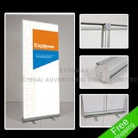 Wholesale to US Economic Aluminium Roll up Screen