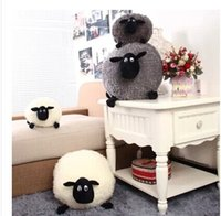 Wholesale 30cm Shaun The Sheep Plush Toy Shaun sheep creative plush toy for Kids Doll birthday party decoration best gifts
