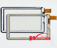 Wholesale original film quot Inch Touch DY08087 V1 Touch Screen Panel Digitizer Glass Replacement DY08087 V1 new Screens