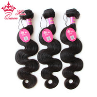 Wholesale Queen Hair A Grade UNPROCESSED Brazilian Virgin BEST TOP Quality Hair Weave Body Wave DHL BH603