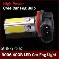 Wholesale 2X HB4 COB LED High Power Bulb White HeadLight Fog Daytime Running Lights DRL Lamp Parking order lt no track