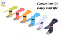 Wholesale 2015 NEW Android Fan Multi function Xiaomi th Micro USB MINI Portable Fan For Android Smart Phone Port Laptop Desktop