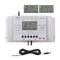 Wholesale Sun YOBA A V V MPPT Solar Charge Controller Three Timer ft Cable
