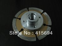 Wholesale 80X7X5 quot quot cold press segment diamond saw blade with flange for granite marble bricks concrete cutting tools power tools