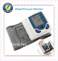 Wholesale High quality medical home wrist Digital blood pressure monitor watch