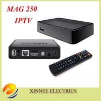 best cable tv - Best Linux mag250 IPTV box Set Top Box support Wifi usb connector Cable Not include IPTV account mag support update