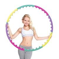 kids hula hoop - NEW magnet fitness hula hoop massage hoops hula hoop for children kid bodybuilding for women hoops