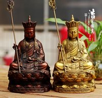 lion statue - Buddhist supplies copper lions statues Sama Trinity Earth Store Bodhisattva statue of the opening special offer