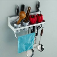 aluminum dinnerware - cm Long Aluminum Kitchen Racks Kitchen Storage Shelf Double CUPs Dinnerware Shelf Holders Racks