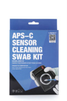 aps setting - NEW APS C sensor cleaning swab kit air blower lens cloth set for DSLR CCD CMOS lens cleaning
