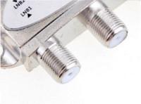 Wholesale 10pcs Satellite DiSEqC Original x1 W Premium Satellite Switch FTA Dish LNB Switch DS C For Satellite Receiver
