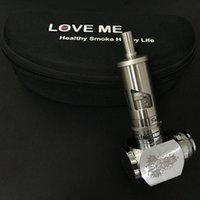 Cheap Wholesale-1pcs Hammer E Pipe Mod Kit Mechanical E-Pipe Mod E Cigarette With Taifun GT V2 Atomizer E-pipe Electronic Cigarettes Mod Kits