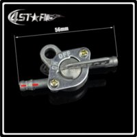 Wholesale 6mm Gas Fuel Tank Switch Petcock Valve Tap For ATV Scooter Moped Dirt Bike Pit Bike Motorcycle Motocross Quad CR YZ RM