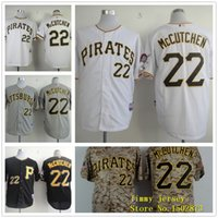 Wholesale Andrew McCutchen Jersey Pittsburgh Pirates Andrew McCutchen Jerseys White Camou Black Grey
