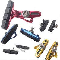 Wholesale WBP Road Bike Drawer Type C Brake Pads Rubber Replaceable Folding Brake Blocks