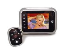 Wholesale 3 quot IR Night Vision Home Security Digital Doorbell Video Camera Peephole Viewer