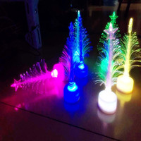 Wholesale 2016 Christmas tree Colorful LED Christmas tree Party three dimensional Christmas tree Christmas decoration gifts LED tree