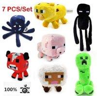 Wholesale of Jazwares Minecraft Enderman Creeper pig Animal Plush Soft Toy Doll A