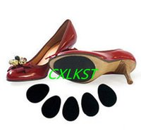 Wholesale High Heel Self Adhesive Anti Slip Stick on Shoe Grip Pads Rubber Sole Protector