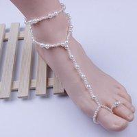 Cheap foot jewelry Best Barefoot Sandal