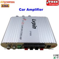 bass car amplifier - Super Bass Leipai LP Channel Stereo Mini Computer Car Amplifier Output Terminal