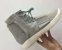 Wholesale 2015 the latest men s fashion trends coconut Kanye Kanye West Yeezy Boost