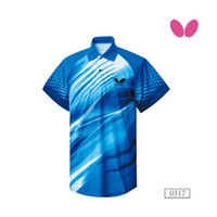 xxl clothes - Butterfly table tennis shirt Men table tennis clothes table tennis Jerseys tennis SHIRT JERSEYS BWH