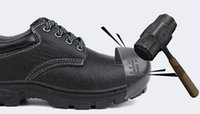 steel toe safety shoes - CHEAP STEEL TOE SAFETY SHOE
