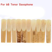 Wholesale Professional Saxophone Accessories Reed Bamboo for Bb Tenor Saxophone set
