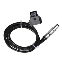 v mount battery - D Tap Male to B Pin Female Power Adapter Cable for V Mount Gold Mount Battery Red Scarlet Epic D2754