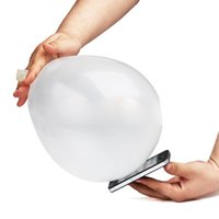 balloon tricks - Close Up Magic Street Trick Mobile Into Balloon Penetration In A Flash Party MD645