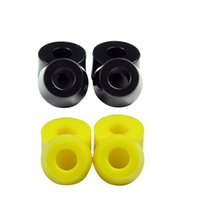 Wholesale 4Pcs Skateboard Trucks Bushings A Extreme Sport Stakeboard Refit Install Fix Decorate Part