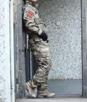 airsoft gear set - USMC BDU Inspired Military Tactical Hunting Airsoft Combat Gear Training Uniform sets Shirt Pants A TACS FG Multicam ACU