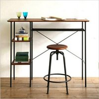 Wholesale Simple modern minimalist desk with desk desk office desk office desk fashion