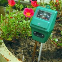 acidity tester - Hot selling in Soil Analysis Tester Gardening Detector Hygrometer Acidity PH Meter Light Detector