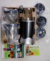 Wholesale 2015 Best Quality Magic Nutri Bullet NutriBullet Mixer Juicer Magic W Blender Mixer Fast shipping