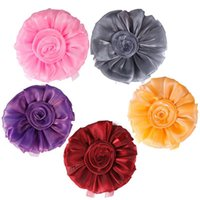 Wholesale 2015 New Home Decoration Flower Tie Back Clasps Curtain Flexible Tieback Holdback Holder