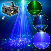 auto bg - SUNY New Remote Club Bar BG Laser BLUE LED Stage Lighting DJ Home Party Full show Light Color Beautiful Professional Adjustable