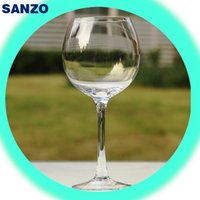 balloon red wine glass - 2016 New Arrival Real Wine Glass Autumn Suit Sanzo Tazas Beer Glass of Custom Transparent Glass Balloon Goblet Hand Blown Red Wine