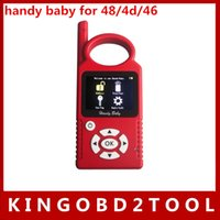 baby programming - Factory price Handy Baby key programmer good feedback auto car key programming tools Handy Baby car key copy Chip D and