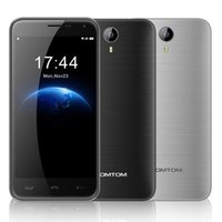 Wholesale Original HOMTOM HT3 quot G Smartphone MTK6580 Quad Core Android GB GB Dual Camera MP mAh Dual SIM