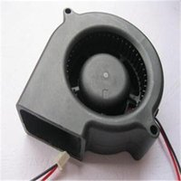 brushless dc fan 12v - TS Designer Black Brushless DC Cooling Blower Fan Wires S V A x15mm ST